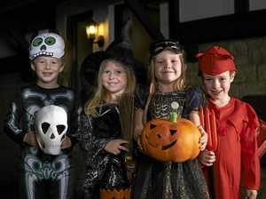 Spooktacular Halloween fun at Aust Zoo