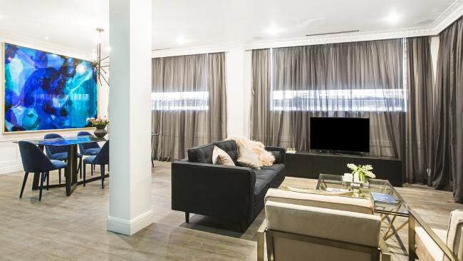 Contestants from the 2016 Block season Julia and Sasha knew all of their rooms didn't have a 'wow' factor for judges, but they were aiming for overall flow for the entire property that would appeal to a buyer.