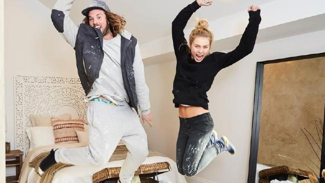 The Block's Josh and Elyse are tipped to win at this year's auction.