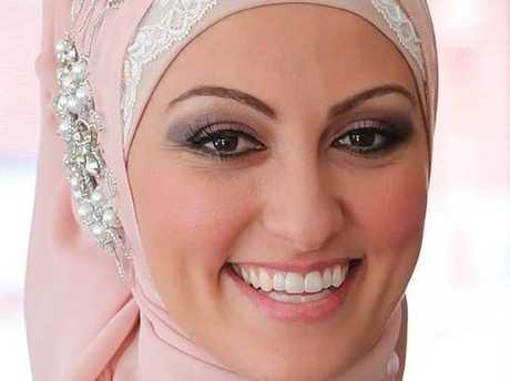 Salim's sister, solicitor Zenah Mehajer. Source: Facebook