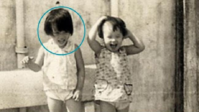 Nghi Phung pictured as a child. Picture: Supplied