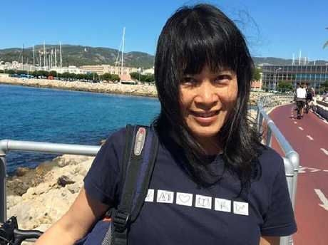 A refugee who came to Australia from Vietnam, Nghi now lives with lung cancer. Picture: Supplied