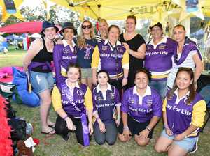 Hervey Bay Relay for Life Timelapse