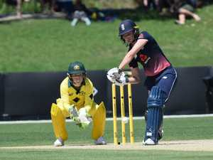 Women's Ashes - Coffs Harbour (Sunday)