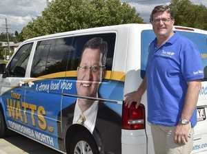 Toowoomba North a key seat