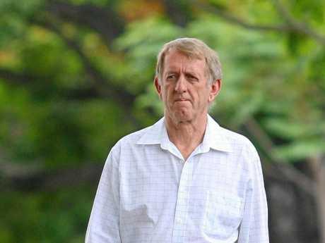 Australian Labor Party member for Mirani MP Jim Pearce.