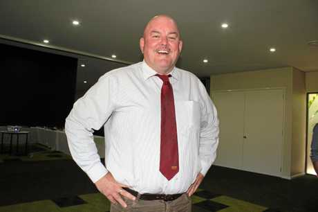 Australian Labor Party candidate Mike Brunker for Burdekin.