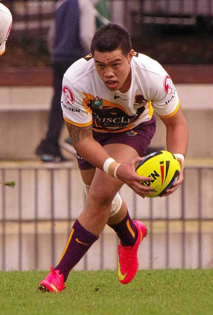 Former Broncos player Duncan Paia-aua has made a name for himself in Rugby Union.