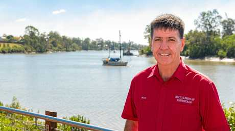 WILL HE RETAIN? Sky News and Nine say Labor MP Bruce Saunders will retain Maryborough, but ABC has predicted a win for One Nation's James Hansen.