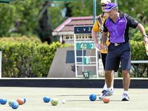 International players hit the Toowoomba greens