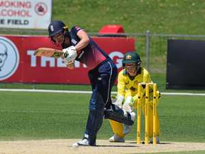 England back in the contest after big hitting win