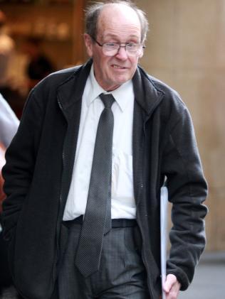 Old style paedophile, the late Dennis Raymond Ferguson.