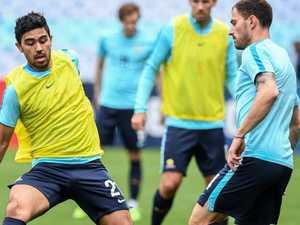 Socceroo hopefuls put hands up for Honduras clash