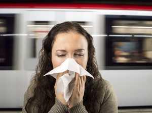 Queensland's flu danger zones revealed