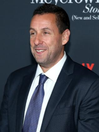 Adam Sandler. Picture: Jonathan Leibson/Getty Images for Netflix