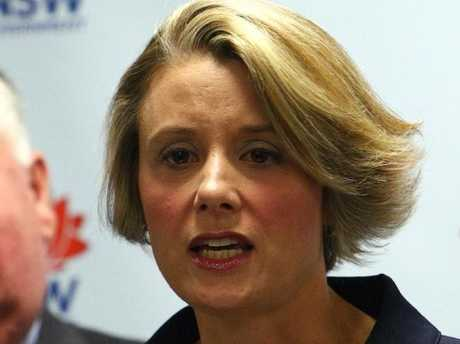 Kristina Keneally during her time as NSW Premier. Picture: News Corp