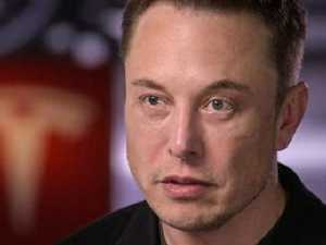 Elon Musk's dire warning on power