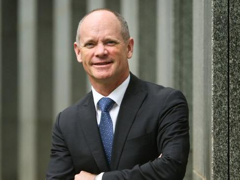Former premier Campbell Newman says Tim Nicholls will not be premier of Queensland without One Nation support. File picture