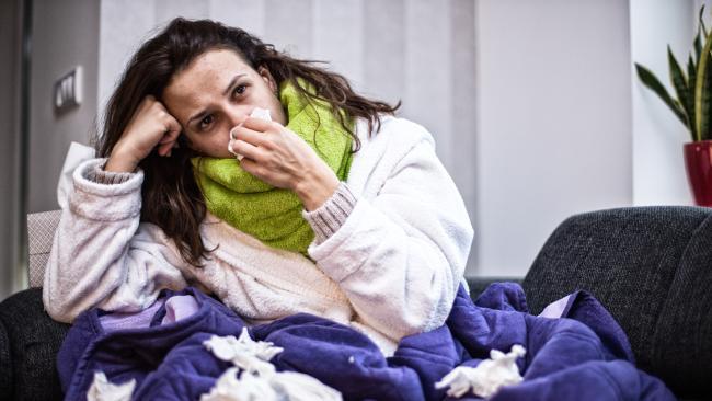 Australia's record flu season has been blamed on a weak vaccine. Picture istock