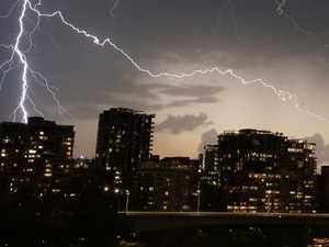 Multiple storms sweep through southeast Queensland
