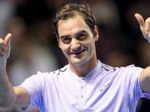 Vintage Federer, Venus into finals