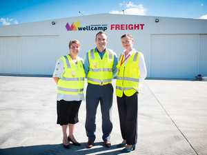 International freight company open for business in Toowoomba