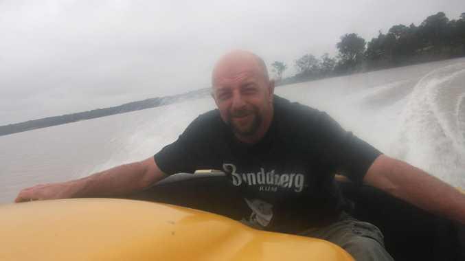 Wayne Fenton died five years ago, but his lungs lived on through Maryborough's Coen Ashton.