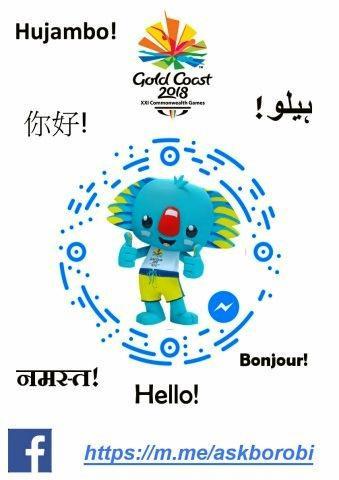 The Ask Borobi app.