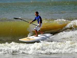 SUP is out of Noosa Festival of Surfing