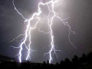Lightning strike: Mackay region teen rushed to hospital