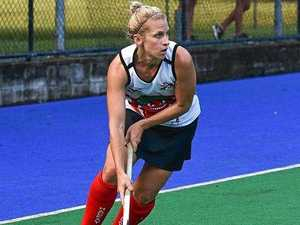 Hockey player's top state honour