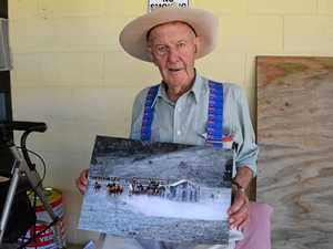 Man from Snowy River at Warwick Rodeo