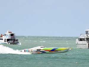 GALLERY: Superboats roar into Hervey Bay