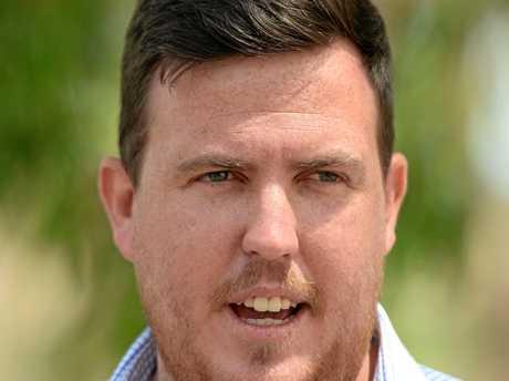 LNP candidate for Rockhampton Douglas Rodgers.