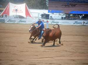 Most famous rodeo on way to its centenary
