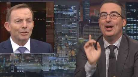 John Oliver unleashes on Australia's same-sex marriage debate.