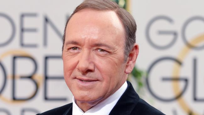 Actor Anthony Rapp has alleged Kevin Spacey made a pass at him at a party in 1986. Picture: AP