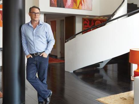 John McGrath of McGrath Estate Agents has released the annual McGrath Report — his view on the Australian residential property market and top suburb picks. Pic supplied.