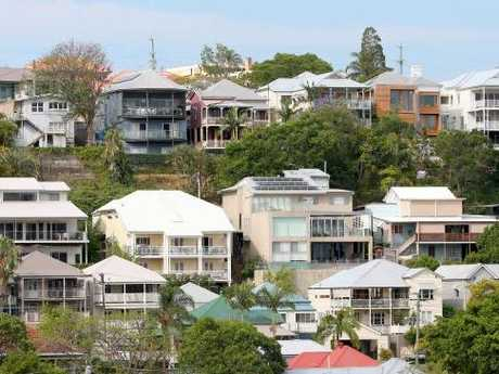 Brisbane house prices are tipped for further growth according to McGrath. Picture: Richard Walker.