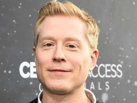 Actor Anthony Rapp is known for roles in Star Trek and Rent. Picture: Splash