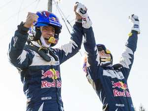 Ogier heading to Coffs with fifth WRC title under his belt