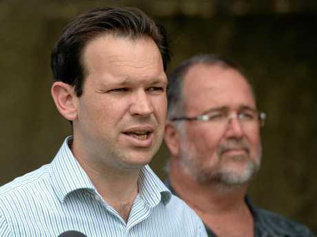 Senator Matt Canavan talks GKI funding.