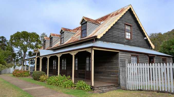HISTORIC PLACE: The Royal Bull's Head Inn at Drayton is one of the most haunted places in Toowoomba.
