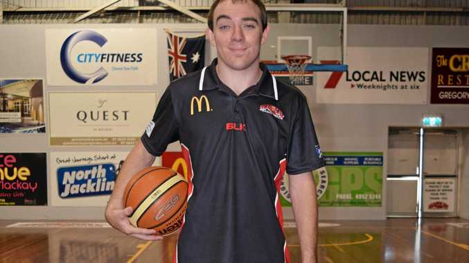 WHAT A PLAYER: Young   basketballer Shane Cooks-Reynolds was selected for two Queensland teams.
