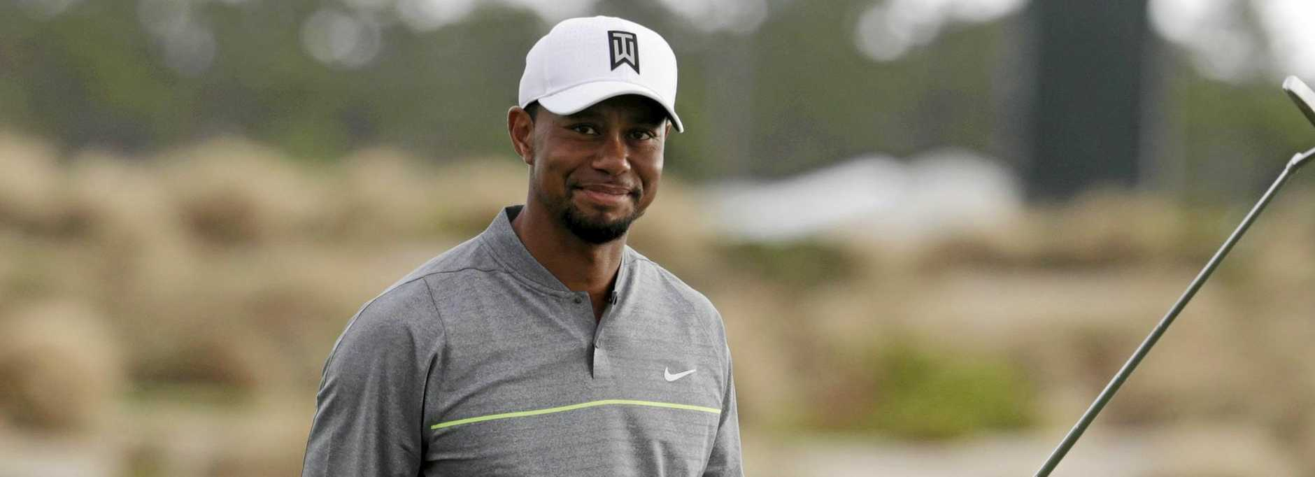 Tiger Woods will make his return to competition at the Hero World Challenge tournament later this month.