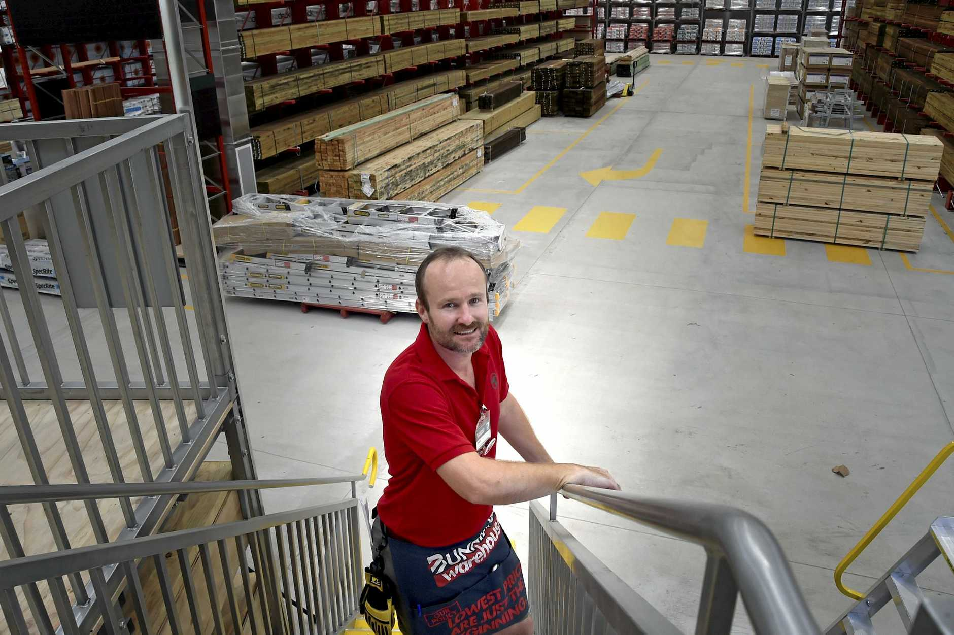 LOOK INSIDE: Toowoomba Bunnings' huge new complex | Chronicle