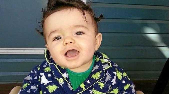 Hemi Goodwin- Burke, who was killed by his babysitter Matthew James Ireland in 2015.