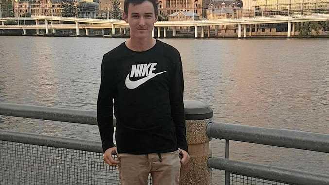 WORKING HARD: Gregory Chapman had to make the move to Brisbane.