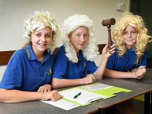 Year 7 and 8 students explore their uni options