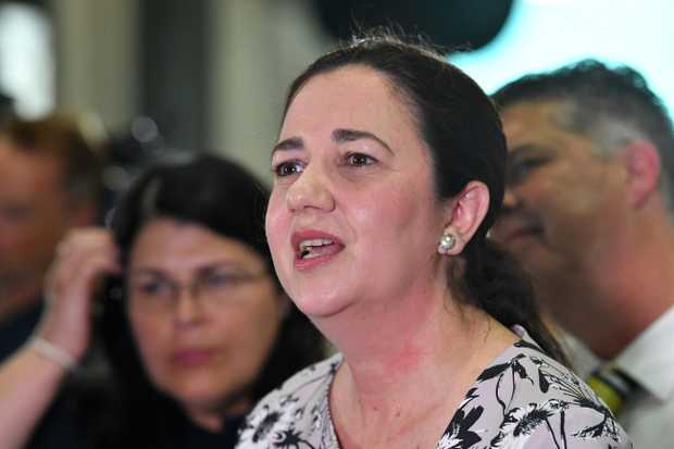 ANNASTACIA Palaszczuk is targeting youth unemployment with plans to extend a $155 million program if re-elected.